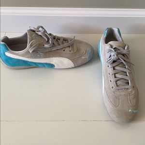 PUMA SNEAKERS (almost new)